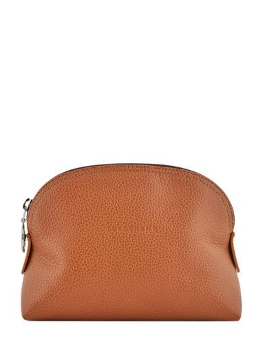 Longchamp Clutch Bruin
