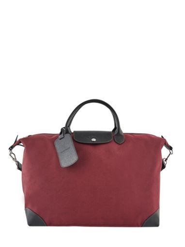 Longchamp Boxford Reistassen Rood