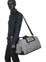 Sac De Voyage Cabine Luggage Quiksilver Gris luggage QYBL3176-vue-porte