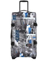 Valise Souple Pbg Authentic Luggage Eastpak Multicolore pbg authentic luggage PBGK62L
