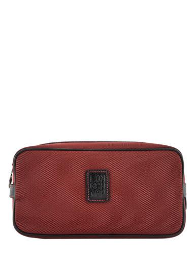 Longchamp Boxford Trousse de toilette Rouge