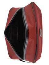 Longchamp Boxford Trousse de toilette Rouge-vue-porte