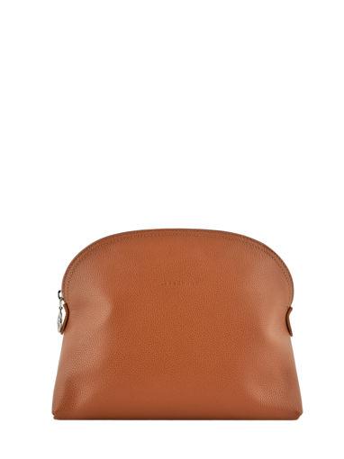 Longchamp Trousse de toilette Marron