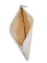 Clutch Met Rits Wave Mila louise Beige wave 16963PW2-vue-porte