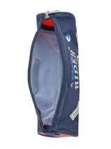 Pennenzak 1 Compartiment Pol fox Blauw garcon G-T1-vue-porte