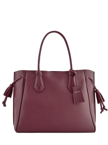 Longchamp Pénélope Besace Rouge