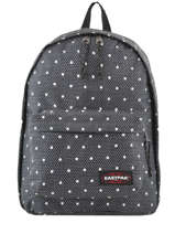 Rugzak Out Of Office+ Pc 15'' Eastpak Zwart pbg authentic PBGK767