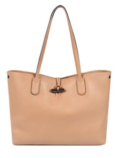 Longchamp Roseau essential Schoudertas Zwart