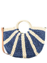 Sac à Main Beach Raphia Miniprix Multicolore beach FS60