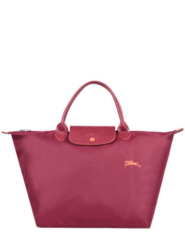 Longchamp Le pliage club Handtas Rood