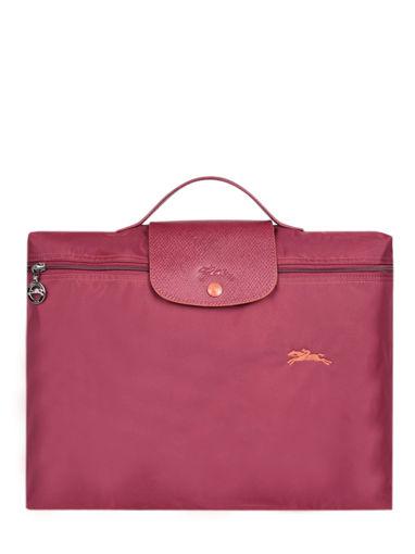 Longchamp Le pliage club Serviette Rouge