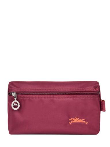 Longchamp Le pliage club Pochette Rouge