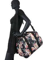 Sac De Voyage Cabine Luggage Roxy Noir luggage RJBP418-vue-porte