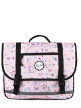 Cartable 2 Compartiments Rip curl Rose beach LBPRL4BE