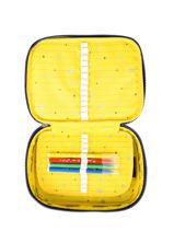 Trousse Kipling Multicolore pac-man 16906-vue-porte