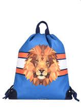 Sporttas Jongen City Bag Jeune premier Blauw daydream boys B