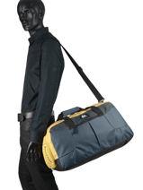 Reistas Voor Cabine Luggage Quiksilver Geel luggage QYBL3176-vue-porte