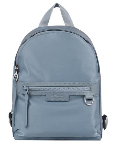 Longchamp Le pliage neo Sac à dos Bleu