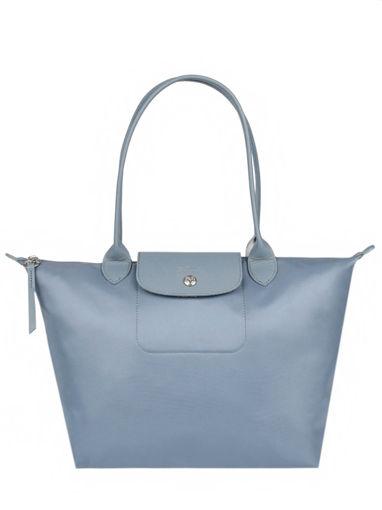 Longchamp Le pliage neo Besace Bleu