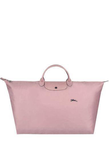 Longchamp Le pliage club Sac de voyage Rose