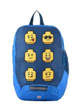 Sac à Dos Mini Lego Bleu face blue 6