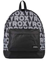 Sac à Dos Roxy Noir back to school RJBP4155