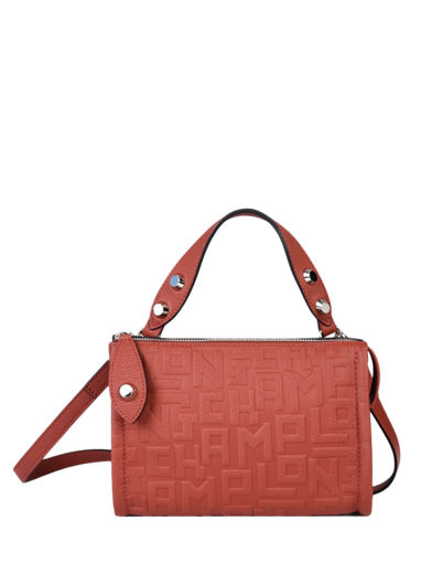 Longchamp La voyageuse lgp Cross body tas Rood