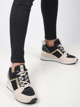Sneakers georgie trainer-MICHAEL KORS-vue-porte