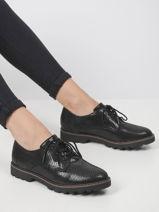 Derby schoenen-TAMARIS-vue-porte