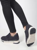 Sneakers leder-TAMARIS-vue-porte