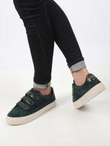 Arcade straps sneakers uit leder-NO NAME-vue-porte