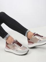 Sneakers uit leder-MELINE-vue-porte