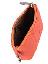 Portemonnee Original N Leder Nathan baume Oranje original n 203N-vue-porte