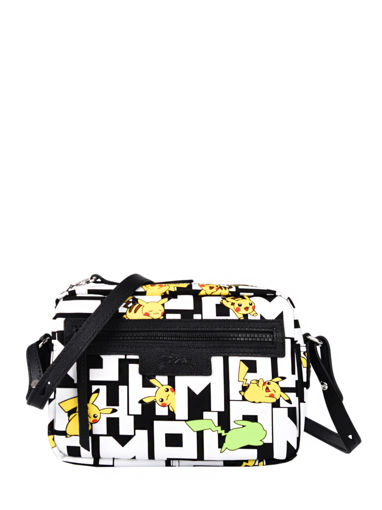Longchamp Le pliage collection pokemon Cross body tas Wit