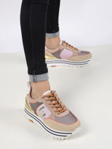 Sneakers maxi wonder 20-LIU JO-vue-porte