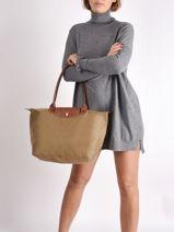 Longchamp Besace-vue-porte