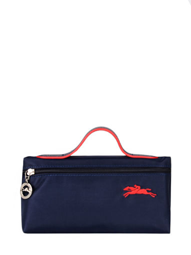 Longchamp Le pliage club Pochette Bleu