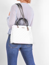 Sac à Main Illy Guess Noir illy VG797006-vue-porte
