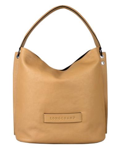 Longchamp Longchamp 3d Schoudertas Bruin