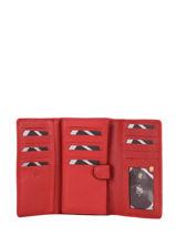 Portefeuille Tradition Leder Etrier Rood tradition EHER95-vue-porte