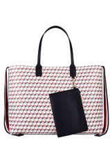 Sac Porte Epaule A4 Iconic Tommy Tommy hilfiger iconic tommy AW09660