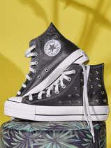 Sneakers chuck taylor all star lift hi black-CONVERSE