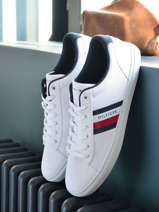 Essential sneakers-TOMMY HILFIGER
