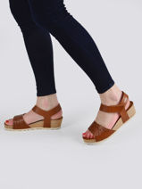 Sandales raphaela-MEPHISTO-vue-porte