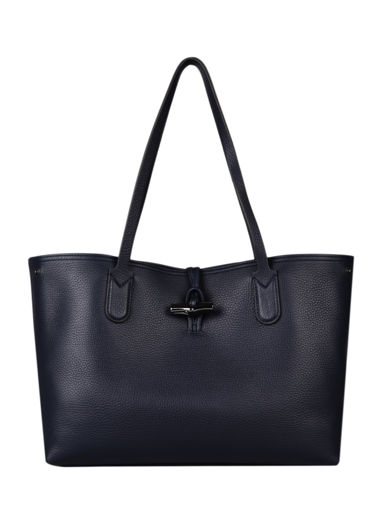 Longchamp Roseau essential Schoudertas Blauw