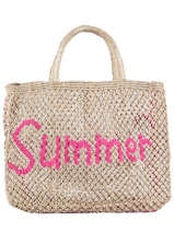 Cabas Word Bag Paille The jacksons word bag SUMMER
