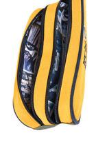 Trousse 2 Compartiments Ikks Jaune backpacker in tokyo 20-12836-vue-porte