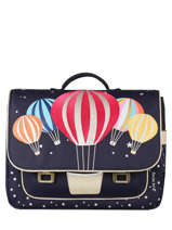 Boekentas It Bag Midi Girl 2 Compartimenten Jeune premier Blauw daydream girls G