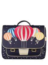 Cartable It Bag Midi Girl 2 Compartiments Jeune premier Bleu daydream girls G