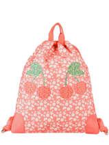 Sac De Sport City Bag Girl Jeune premier Rose daydream girls G